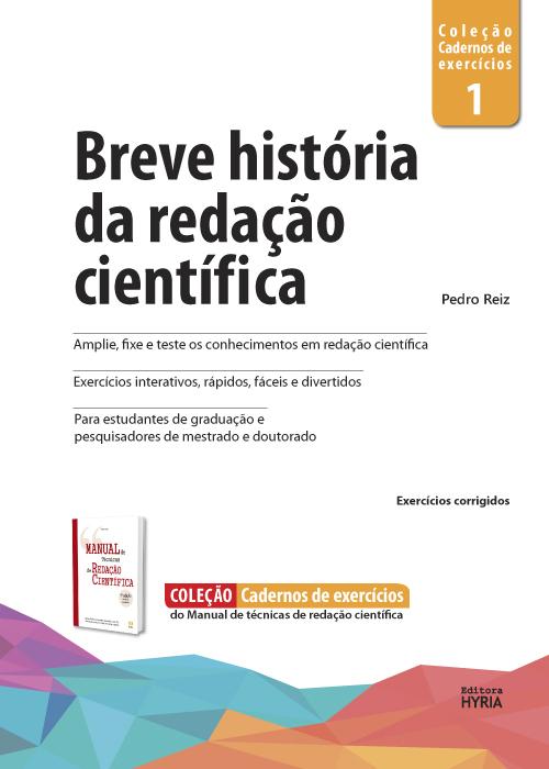 História da redação científica